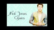 П Р Е В О Д! Nick Jonas - Chains (lyrics)