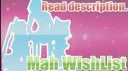 Tanii's Wishlist ^^