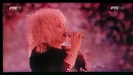 Lepa Brena - Kazni ga boze (Filmska verzija spota iz HDSV 3, 1990. god)