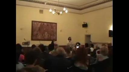 Деян Неделчев И Мими Иванова - Любовта Ни - на живо. - 2008