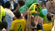 Бразилци и аржентинци празнуваха заедно успеха над Белгия