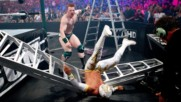Money in the Bank Ladder Match for a World Heavyweight Title Contract: WWE Money in the Bank 2011 (F