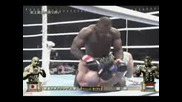Melvin Manhoef Vs Yousuke Nishijima K - 1mma