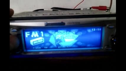 Panasonic Cq-fx721n