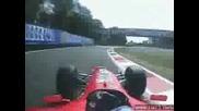 Rubens Barrichello - Pole Position - Monza 2004
