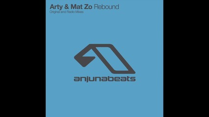 Arty & Mat Zo - Rebound