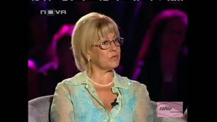 Цената на истината - Мария Арсенова (14.10.09 част 1)
