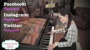 Olly Murs - Troublemaker ft. Flo Rida Piano Cover by Pianistmiri