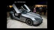 Топ 10 на най бързите коли в света