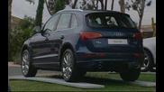 Mercedes - Benz BlueTEC Goes USA - Audi Q5 and VW SCIROCCO
