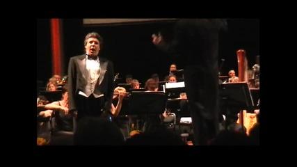 Kostadin Andreev sings Nessun dorma - Turandot G. Puccini