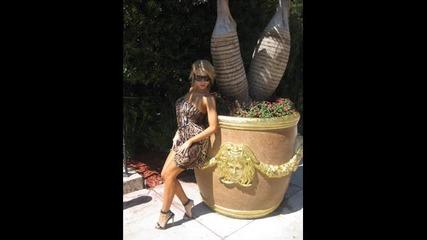 Нови снимки на Андреа от Miami Beach