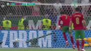 Португалия - Франция2:2 /репортаж/