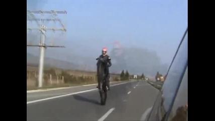 Pesa & Ro - Pazi motorista