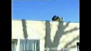 Спецназ в Чечня Бронежилет