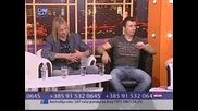 Tanja Savic - Utorkom u 8 __ TvDmSat 2014 - Deo 1 __