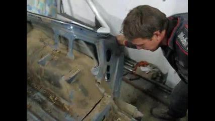 remont padjero 2
