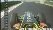 Formula1 2010 Korean Gp Kubica Onboard