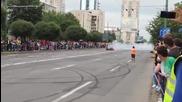 """"""" King of Europe"""" Gtt дрифт шампионат 2013 гр. Брасов [румъния]"""