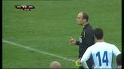 Аниете откри резултата за Левски срещу Монтана