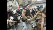 Копаница в Радомир - 14.01.2010 кукери