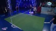 David Bisbal Jugando Futbol Tenis