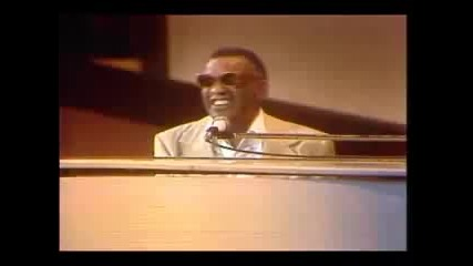 Ray Charles - Georgia On My Mind - Live [1976]