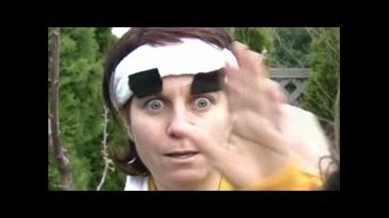ГЛЕДАЙ ЗАДЪЛЖИТЕЛНО !!! Karate Kid :D