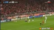 Байерн (м) 2-0 Олимпик (м) Байерн не остави никакъв шанс на Марсилия по пътя към големия мач с Реал