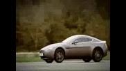 Jaguar XKR Срещу Aston Martin V8 Vantage