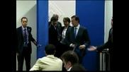 Мариано Рахой е доволен от подкрепата, оказана на Испания