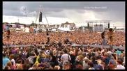 Tinchy Stryder Ft. Amelle Berrabah - Never Leave You ^ Live ^ * High Quality *