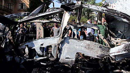 Syria: Car bomb explodes in Qamishli as string of explosions rock northeastern Syria