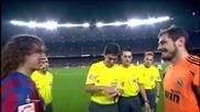Carles Puyol Показва класа срещу Реал Мадрид