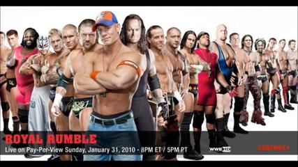 Wwe Royal Rumble - Skillet - Hero