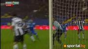 Левски (1 - 0) Локомотив Пловдив 10.04.10