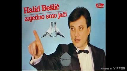 Halid Beslic - Mnogi su je poljubili - (Audio 1986)