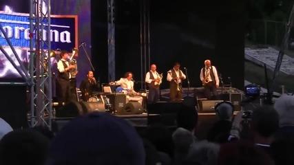 Goran Bregovic - Gas gas - (LIVE) - (La Timisoara 2013)