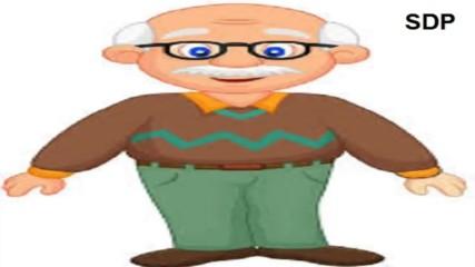 Дядовите Очила.весело Детско Стихче