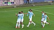 Победният гол на Уесли Ната за ФК Рига