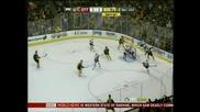 """""""Отава"""" - """"Бостън"""" 4-2 в последния мач от редовния сезон в НХЛ"""