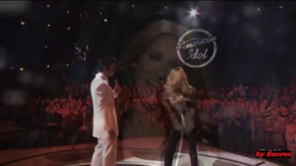 Celine Dion & Elvis Presley - превод - Ако мога да мечтая / If I can dream
