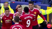 Highlights: Everton - Manchester United 17/10/2015