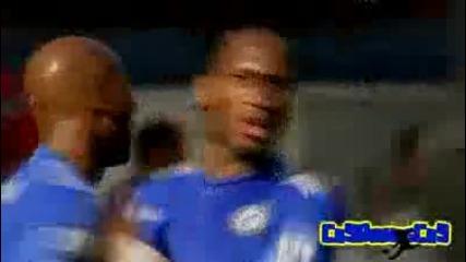 Didier Drogba vs. Luis Nani 2009 - 2010 New Hq