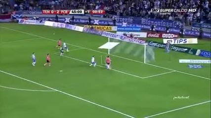 Lionel Messi - All 47 Goals / 2009 - 2010 /