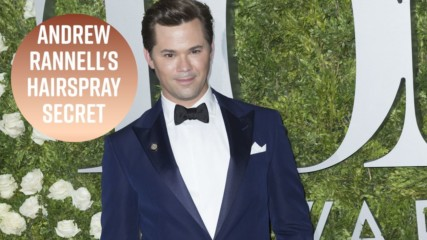 Andrew Rannells had sex in his Broadway dressing room