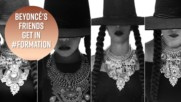 Michelle Obama dresses up as Beyonce for Beyday