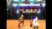 Virtua Fighter 5: Final Showdown - Eileen vs. Akira