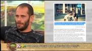 Продължението на разговора с Деян Топалски след излизането му от Къщата на VIP Brother - На кафе