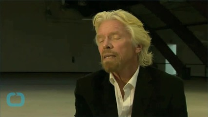 Richard Branson Becomes a Human Bowling Ball During Basketball Game and Cannot Contain His Excitement